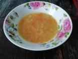 Суп из куриных крылышек с рисом без картошки