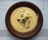 Суп пюре из цветной капусты со сливками для детей 1 год