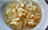 Суп с курицей и цветной капустой