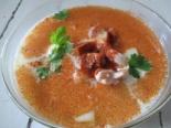 Сырный суп с курицей без зажарки