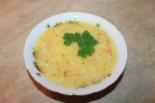 Сырный суп с плавленым сыром без мяса