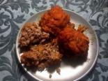Тефтели из говядины с рисом в духовке