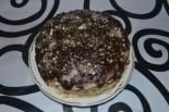 Торт «Идеальный» на сковороде со сгущенкой с заварным кремом