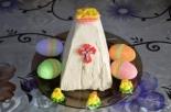 Творожная пасха с изюмом и цукатами