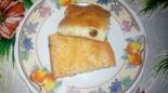 Творожная запеканка с манкой и изюмом в духовке