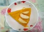 Тыква с яблоками запеченная в духовке детям до 1 года