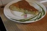 Тыквенный пирог с лимоном и корицей