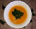 Тыквенный суп-пюре для детей от 1 года