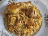 Вкусный плов с курицей на сковороде с пошаговыми фото