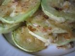 Жареные кабачки с чесноком в кляре без яиц