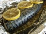 Калорийность скумбрии запеченной в фольге в духовке
