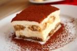 Калорийность торта Тирамису