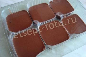 Домашний молочный шоколад из какао-масла